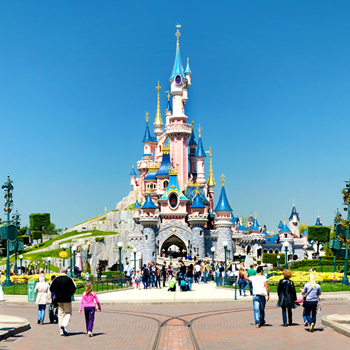 Disneyland Paris Considers Solar Plant Smart Energy Decisions